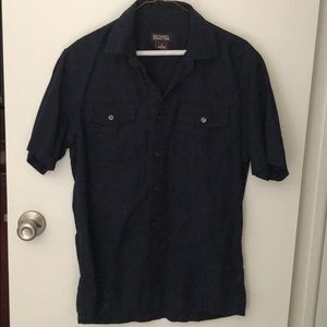 Men's Michael Kors short sleeve button up